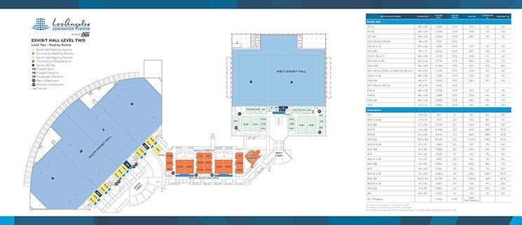 Level 2 - Meeting Rooms Brochure