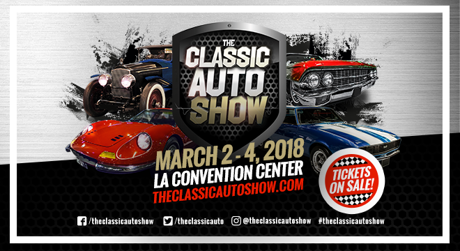 Classic Auto Show Los Angeles Convention Center - Auto convention