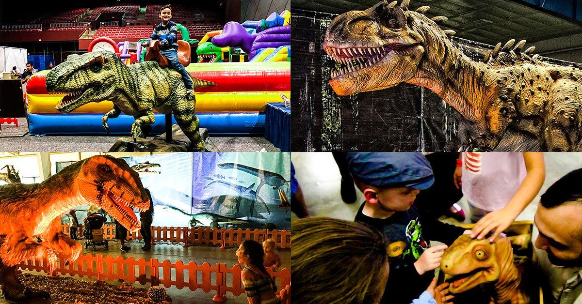 100+ Dinosers Nj Expo Center – yasminroohi