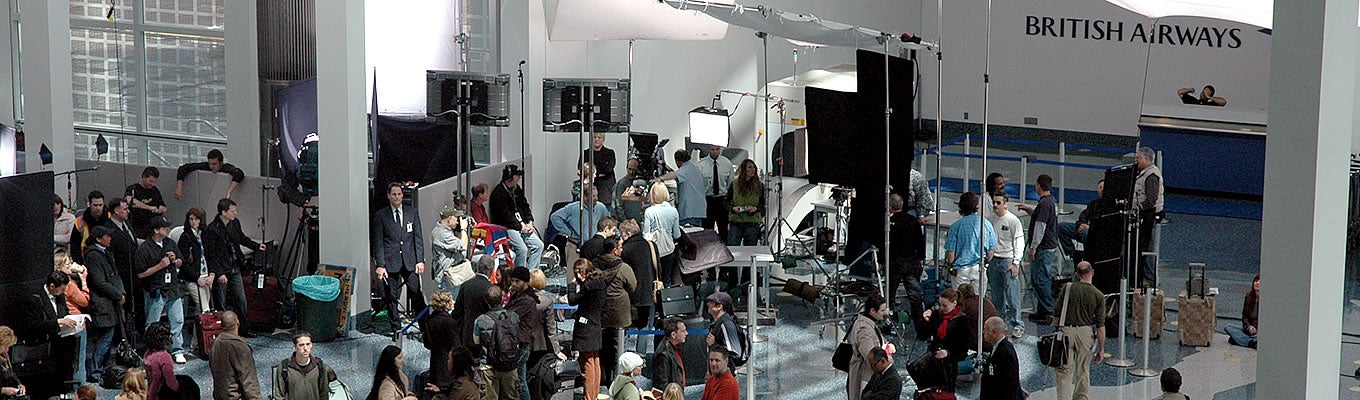 Filming | Los Angeles Convention Center