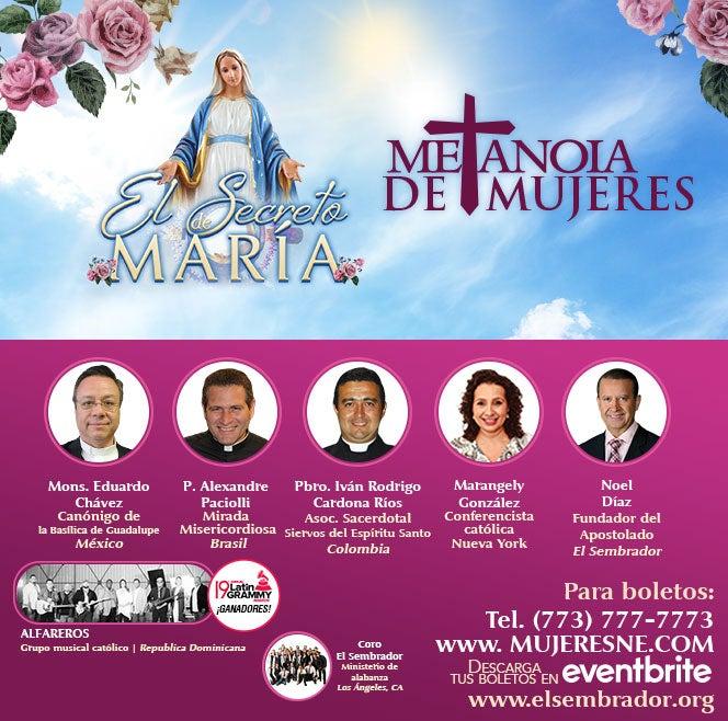 El Sembrador Ministries Metanoia De Mujeres 2019 Los Angeles Convention Center