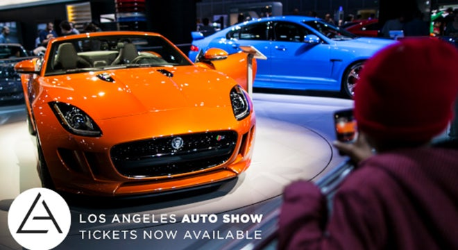 LA Auto Show Los Angeles Convention Center - How much are the tickets for the car show