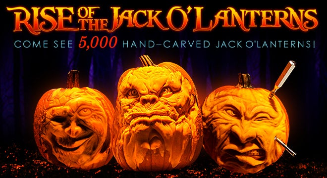 Rise Of The Jack Olanterns Los Angeles Convention Center