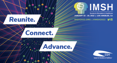 More Info for 22nd Annual International Meeting on Simulation in Healthcare (IMSH)